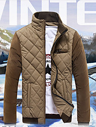 Men's Coats & Jackets , Cotton Casual Dibai