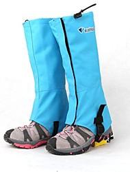 bluefield exterior polainas impermeáveis à prova de vento esqui guarda proteção perna caminhadas escalada