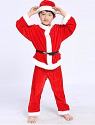 Little Red Christmas Party Boy's Christmas Costume