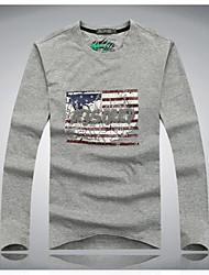 Battlefield Jeep New Mens autumn Men T-shirt long sleeve T-shirt printing fashion leisure section