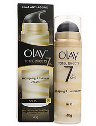 Olay Total Effect 7in1 Anti-Ageing + Fairness Cream 40g