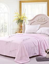 colcha de seda pura edredom pinksolid 100% seda amoreira puro handmade localizar manualmente colcha de seda