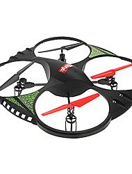 Attop YD-921 Drone 2.4G 4CH Remote Control Quadcopter UFO 6-Axis Gyro RC Helicopter (with camera)
