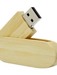 OUSU Bamboo Style 16GB USB Flash Drive Pen Drive
