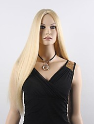Women Long Straight Soft Hair Synthetic Wigs