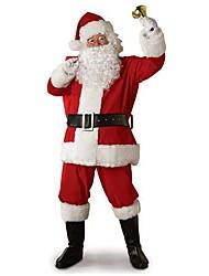 Babbo Natale provenienti da uomo costume di natale (suitble per 175 centimetri di altezza)