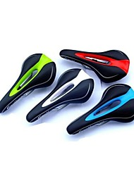 Bike Saddles/Bicycle Saddles MTB / Fixed Gear Bike / Recreational Cycling / Cycling/Bike / Mountain Bike / Road Bike Aluminium AlloyRed /
