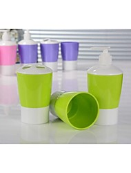Creative Toothbrush Holder with Washing Cups Set Washing Sieve Supplies