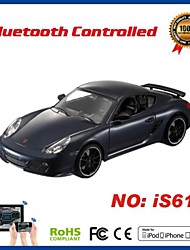 I-control Licensed Bluetooth Porsche Car for iPhone, iPad and Android iS610