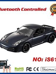 i-contrôle agréé voiture bluetooth Porsche pour iPhone, iPad et Android is610