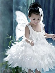 Little White Fairy Kids Christmas Costume Halloween Costumes