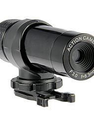outdoor hd 3m camcorder ação impermeável at19 câmera FPV