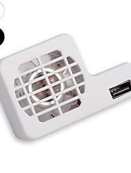 mini-usb refrigeração alimentado refrigerador sistema de ventilação para nintendo wii u console de videogame