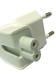 Wall AC Detachable EU Plug Head for iPad/iPhone5 Power Adapter Charger