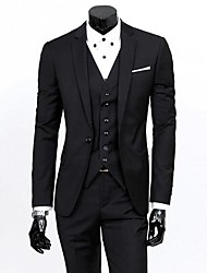 Men's Business Suit(Vest & Blazer & Pants)
