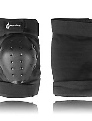 Kniebandage Ski-Schutzausrüstung Stossfest / Verschleißfest Skifahren / Radfahren / Fahrrad / Inline-Skates / Skateboarding Unisex Schwarz