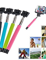 Bluetooth Mobile Phone Selfie Stick Tripod Handheld Monopod for Andriod3.0 ios4.0 Applies more