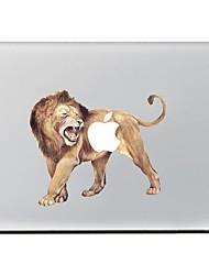 de luipaard ontwerp decoratieve skin sticker voor MacBook Air / Pro / Pro met Retina-display