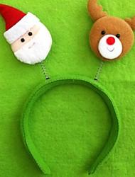 Natale Babbo Natale e orso fascia (6pcs)