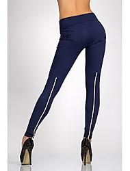 Pantalones ( Algodón )- Casual Mujer