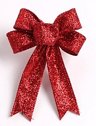 noël rubans décoration bowknot