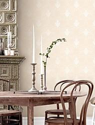 mur papier papier peint, papier peint contemporain pvc floral