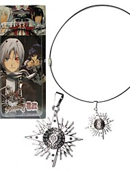 D.Gray-man Symbol Necklace