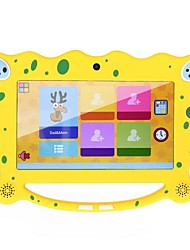 "AM7C08 7"" Android 4.2 Kids' Tablet PC(WiFi,Dual Core,Dual Camera,RAM 512MB+ROM 8GB,High Definition Display)"