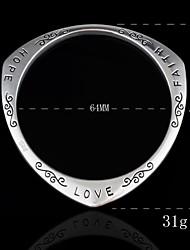 Women's Cuff Bracelet Silver Cubic Zirconia