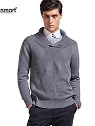 Lesmart® Men's Lapel Sweater Pullover Sweater