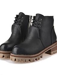 stivali moda scarpe da donna tacco basso stivaletti più colori disponibili