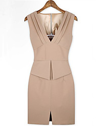 Women's Dresses , Cotton Casual Black Friday