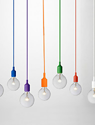 UMEI™ Max 60W Modern/Contemporary Mini Style Painting Pendant Lights Bedroom / Game Room