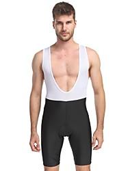 FUORI A® Salopette da ciclismo Per uomo Traspirante / Asciugatura rapida / Design anatomico / Materiali leggeri / Pad 3D Bicicletta