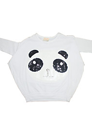 Girl's Panda Suit
