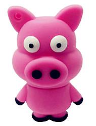 8G Artoon Pig 2.0 USB Flash Drive