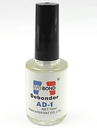 ногтей удаление клей для ногтей клей удаление жидкость для снятия лака для ногтей искусство моющее
