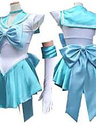 ami mizuno / marinheiro traje cosplay mercúrio