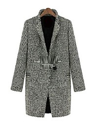 Women's Coats & Jackets , Polyester CYC