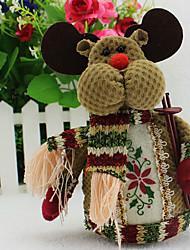 8inch regalo di natale giocattolo cervi