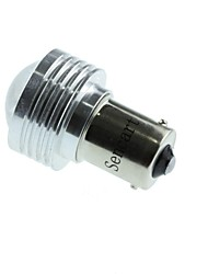 BAU15S Car Motorcycle White 3W COB Reversing lamp