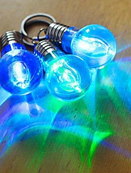 Fantasy Flash Rainbow Q-Bulb Pet Pendant for Dogs Cats Pets Collars