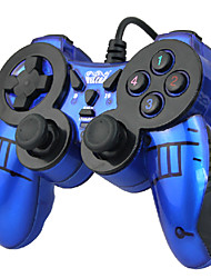 Welcom WE-816S USB Dual Shock PC Controller Computer Game Controller