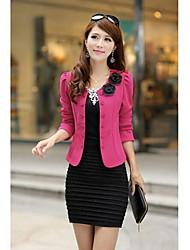 equipada moda coreano abrigo casual KittyKitty mujeres