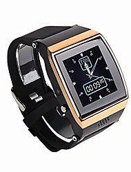 "Winait® WT50 1.55"" Android Smart Watch Cell Phone(Camera,MP3,MP4,Bluetooth,Sport)"