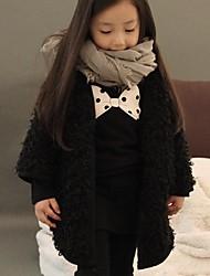 Girl's Faux Fur Jacket & Coat , Winter/Spring/Fall Long Sleeve