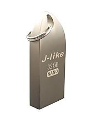 j-like® zinynano pen drive 32gb unidad flash USB 2.0