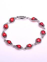 AS 925 Silver Jewelry   Stone stay Stone Bracelet