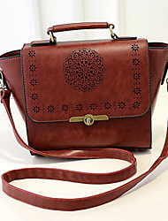 Cagalli Women's Vintage Carve Patterns Handbag