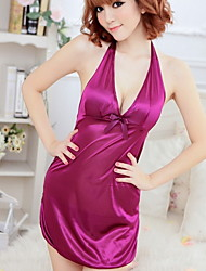 aimore sexy due pezzi nightwear di colore solido delle donne